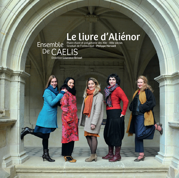 cd-de-caelis-nouvel-album-le-livre-d'alienor-de-caelis-laurence-brisset-annonce-cd-critique-classiquenews-CLIC-de-classiquenews