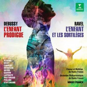 debussy ravel jodie devos erato mikko franck review critique cd classiquenews