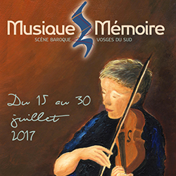 Festival MUSIQUE ET MEMOIRE dans les Vosges du Sud