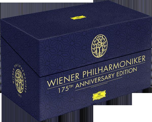 wiener philharmoniker coffret cd review critique cd box par classiquenews