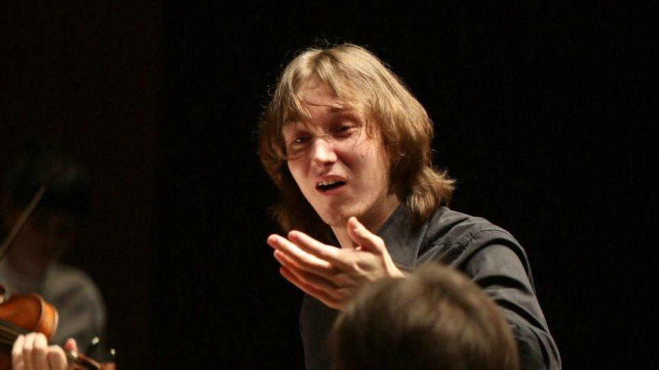 Emelyanychev Maxim jeune maestro il pomo doro