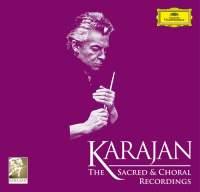 KARAJAN sacred & choral recordings DG pochette compte rendu critique par classiquenews CLIC de classiquenews dg4797060