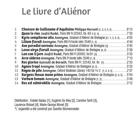 de-caelis-lelivre-d-alienor-cd-choc-clic-de-classiquenews-mai-2017-tracklisting-programme-des-14-sections-par-classiquenews