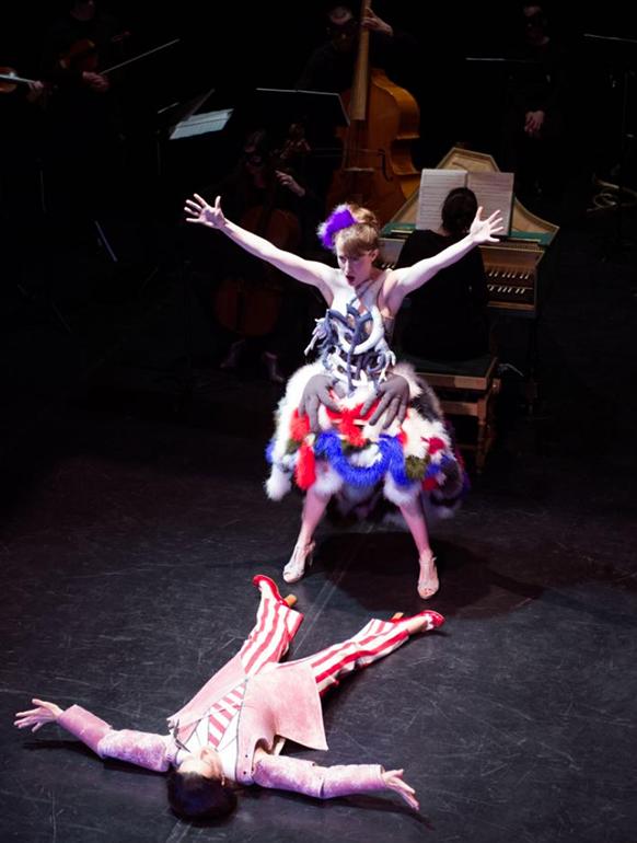 Angers Nantes Opéra : LA DOUBLE COQUETTE, l'ovni lyrique !