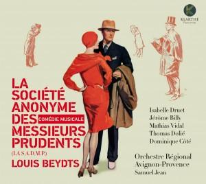 BEYDTS GUITRY la SADMP samuel jean critique reviw cd par classiquenews CLIC de classiquenews kla040couv_low