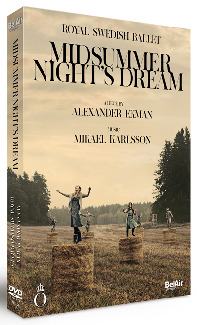 Karlsson mikael erman alexander dvd bel air classiques critique dvd review dvd par classiquenews BAC141-Midsummer Night's Dream 3D DVD copie