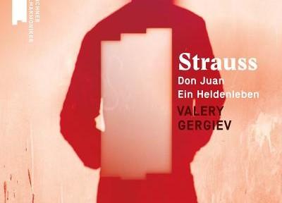 gergiev strauss cd critique review cd par classiquenews CLIC de classiquenews Strau-Don-Juan-Une-vie-de-heros-Digipack