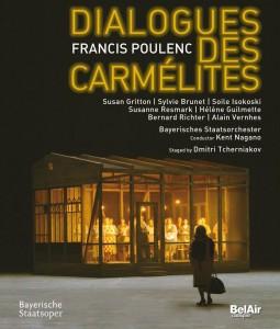 poulenc dialogues des carmelites DVD presentation affaire tcherniakov par classiquenews BAC461 cover BD Dialogues Carmélites