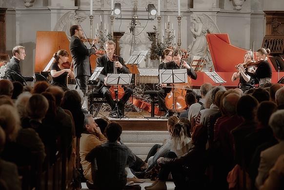 7ème Académie européenne de musique ancienne de VANNES