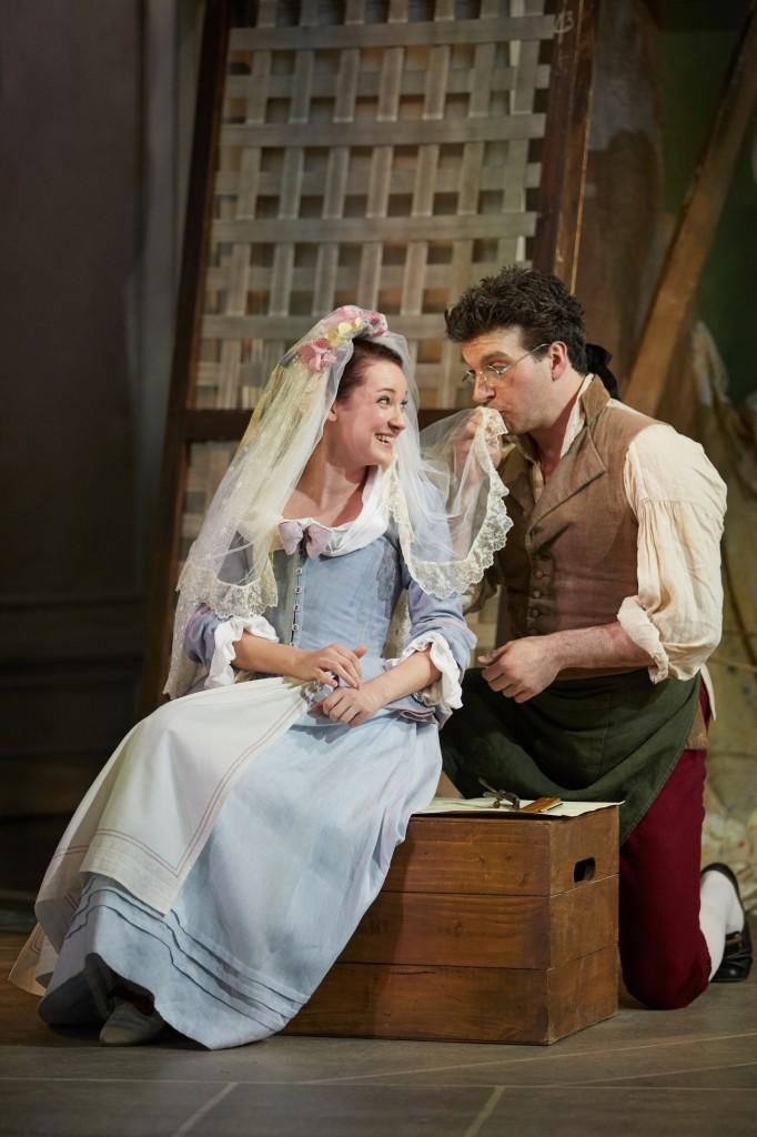 Le Nozze Di Figaro by Wolfgang Amadeus Mozart at Garsington Opera