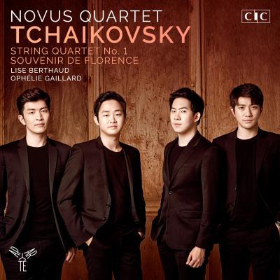 NOVUS QUARTET Tchaikovski-String-Quartet-numero-1