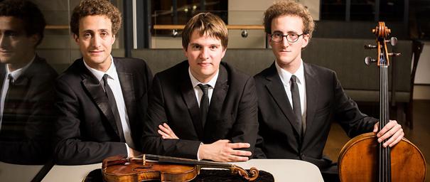 Trio Busch concert critique par classiquenews