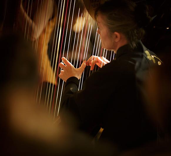 preissac-adeline-de-harpe-de-dos-couleur-par-classiquenews-critique-cd-scarlatti-sonates