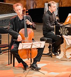 VANNES. Académie européenne de musique ancienne