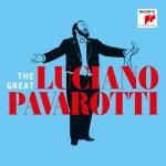 PAVAROTTI sony classical coffret review cd critique par classiquenews The-Great-Luciano-Pavarotti-Coffret