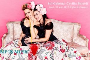 DUO de charme et de choc : Sol Gabetta et Cecilia Bartoli accordent leurs voix