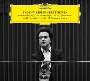 kissin evgeny beethoven 3 cd Deutsche grammophon review critique cd par classiquenews