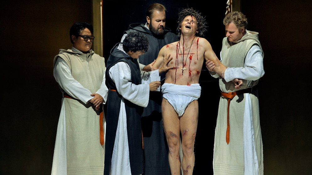 parsifal-bayreuther-festspiele-laufenberg-vogt bayreuth dvd deutsche grammophon review critique annonce by classiquenews