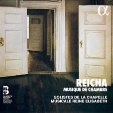 reicha musiqe de chmabre coffret cd alpha review critique cd par classiquenews livres dvd mag classiquenews