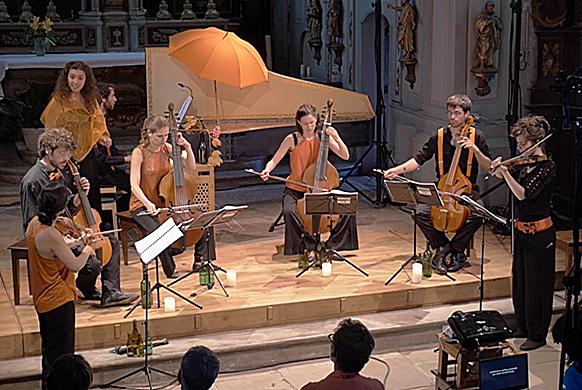 L'AUTOMNE par Les Timbres : ivresse et langueur du Baroque anglais