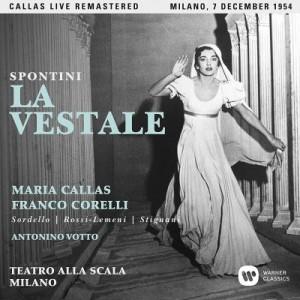 callas maria Spontini-La-Vestale