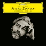 zimerman krystian piano schubert cd dg deutsche grammophon review cd crtiique par classiquenews 028947981909-Cvr