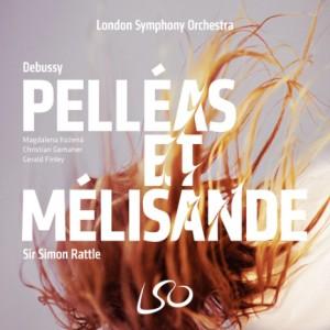 DEBUSSY-PELLEAS-melisande-simon-rattle-LSO-kozena-gerhaer-finley-critique-review-cd-par-by-classiquenews