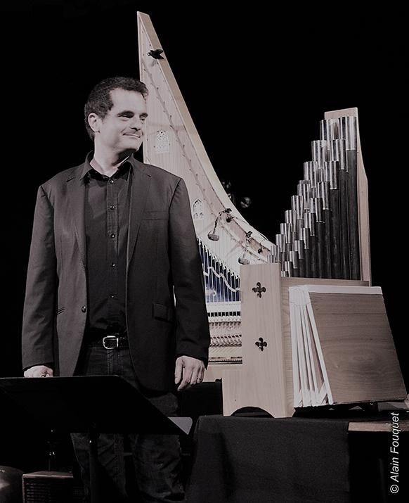 FERRANDO orgue positif par classiquenews concert avignon presentation par classiquenews Julien Ferrando