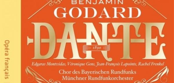 GODARD benjamin DANTE cd presentation cd critique compte rendu par classiquenews