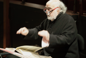 TOURCOING : Jean-Claude Malgoire recrée l'oratorio Le PARADIS PERDU de DUBOIS