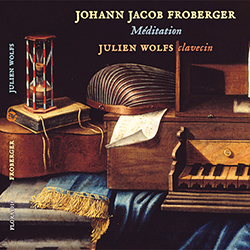JULIEN WOLFS : le CLAVECIN VIRTUOSE