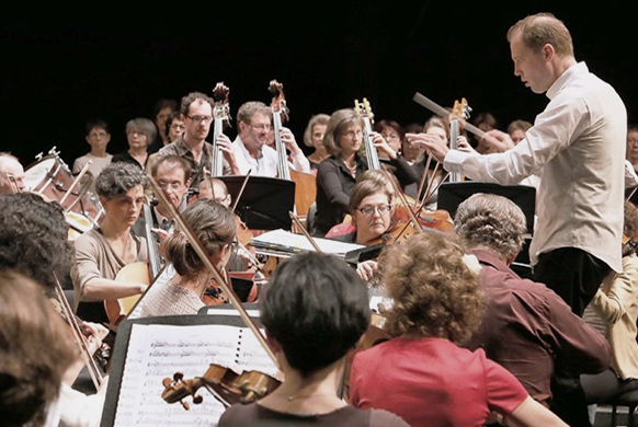 ORCHESTRE SYMPHONIQUE D'ORLEANS : musique pour Craonne