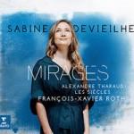 DEVIEILHE soprano cd mirages concert critique review cd par classiquenews Sabine-Devieilhe-Mirages_actu-image