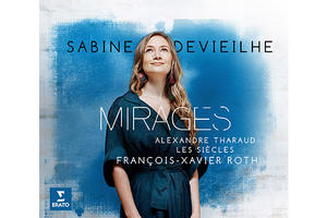 DEVIEILHE soprano cd mirages concert critique review cd par classiquenews Sabine-Devieilhe-Mirages_actu-image