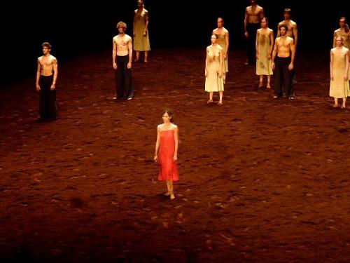 bausch pian sacre du printemps garnier opera novembre 2017 critique ballet critique concert par classiquenews