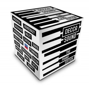 decca sound the piano edition critique presentation review cd decca par classiquenews