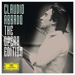 Opera-edition-60-cd CLAUDIO ABBADO coffret cd set box deutsche grammophon claudio Abbado review cd la critique par classiquenews cd dvd livres operas