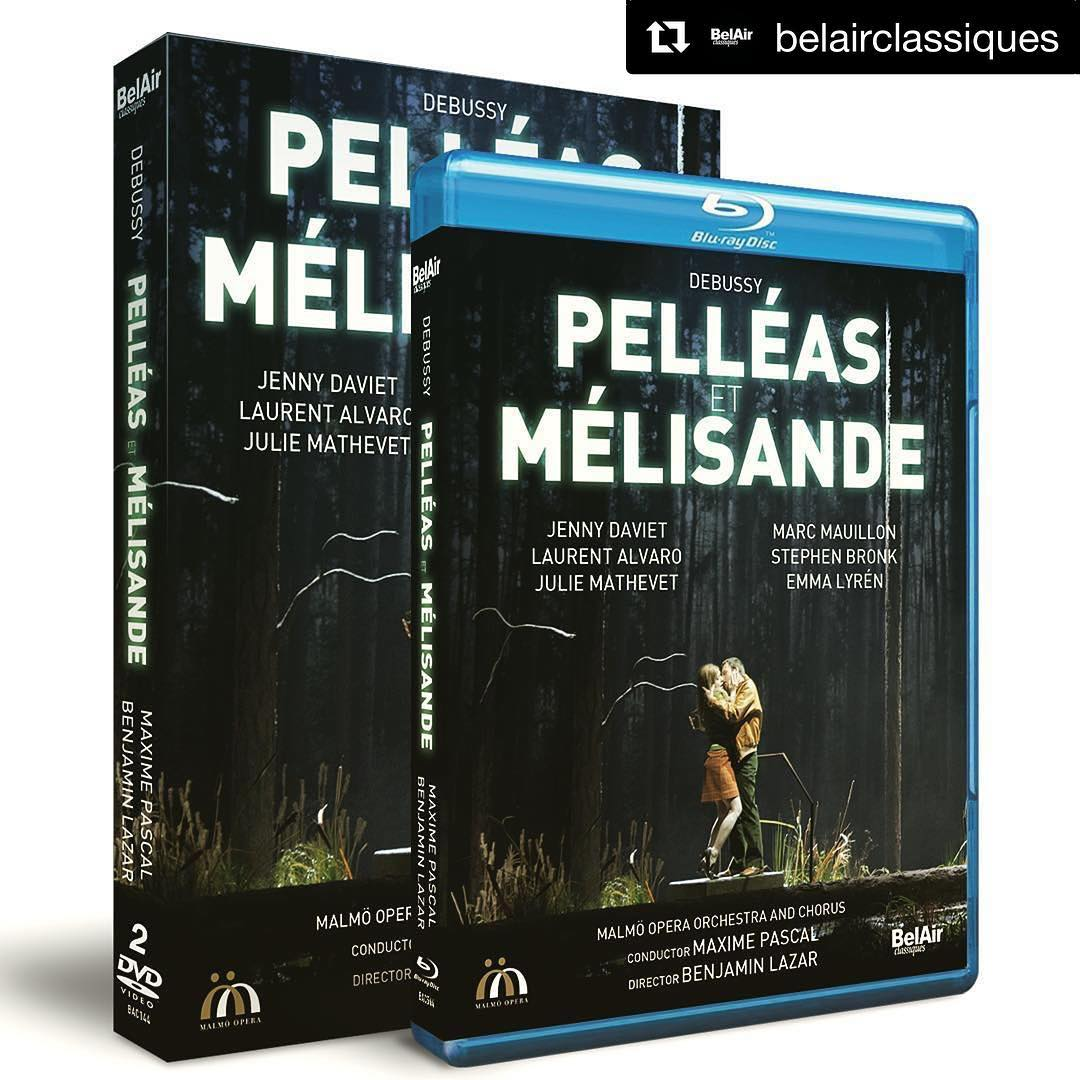debussy dvd pelleas melisande marc mauillon dvd critique review dvd par classiquenews