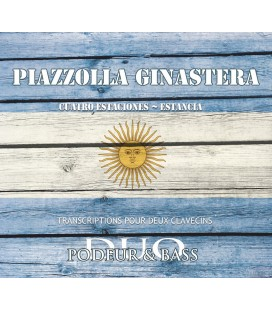 piazzolla-four-seasons-ginastera-estancia podeur et bass critique cd review cd par classiquenews