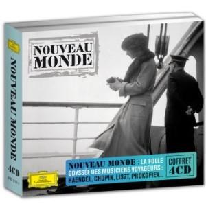 Nouveau-Monde-Coffret-Digipack la folle journee review cd critique cd presentation annonce sur classiquenews