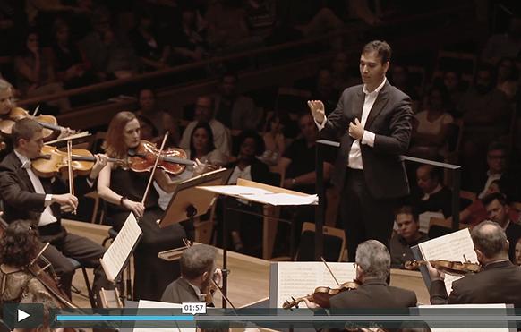 PROCOPIO BRUNO Maestro sao paulo concert italiens a paris a sao paulo presentation reportage video par classiquenews