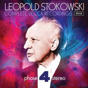 STOKOWSKI LEOPOLD coffret cd review critque cd par classiquenews complete decca recordings decca par classiquenews 4832504