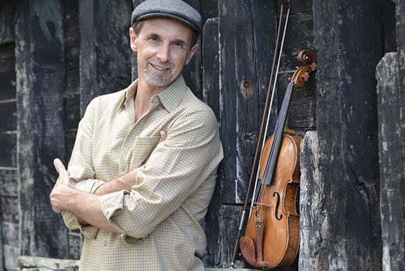 GILLES APAP : le violon funambule !