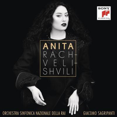 RACHVELISHVILI Anita CD sony classical critique par classiquenews annonce cd review by classiquenews la critique du cd sur classiquenews