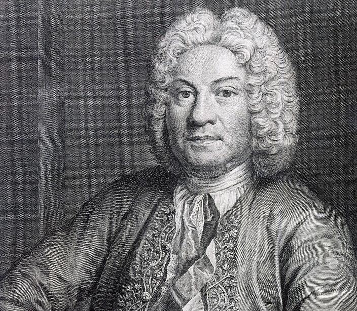 COUPERIN portrait