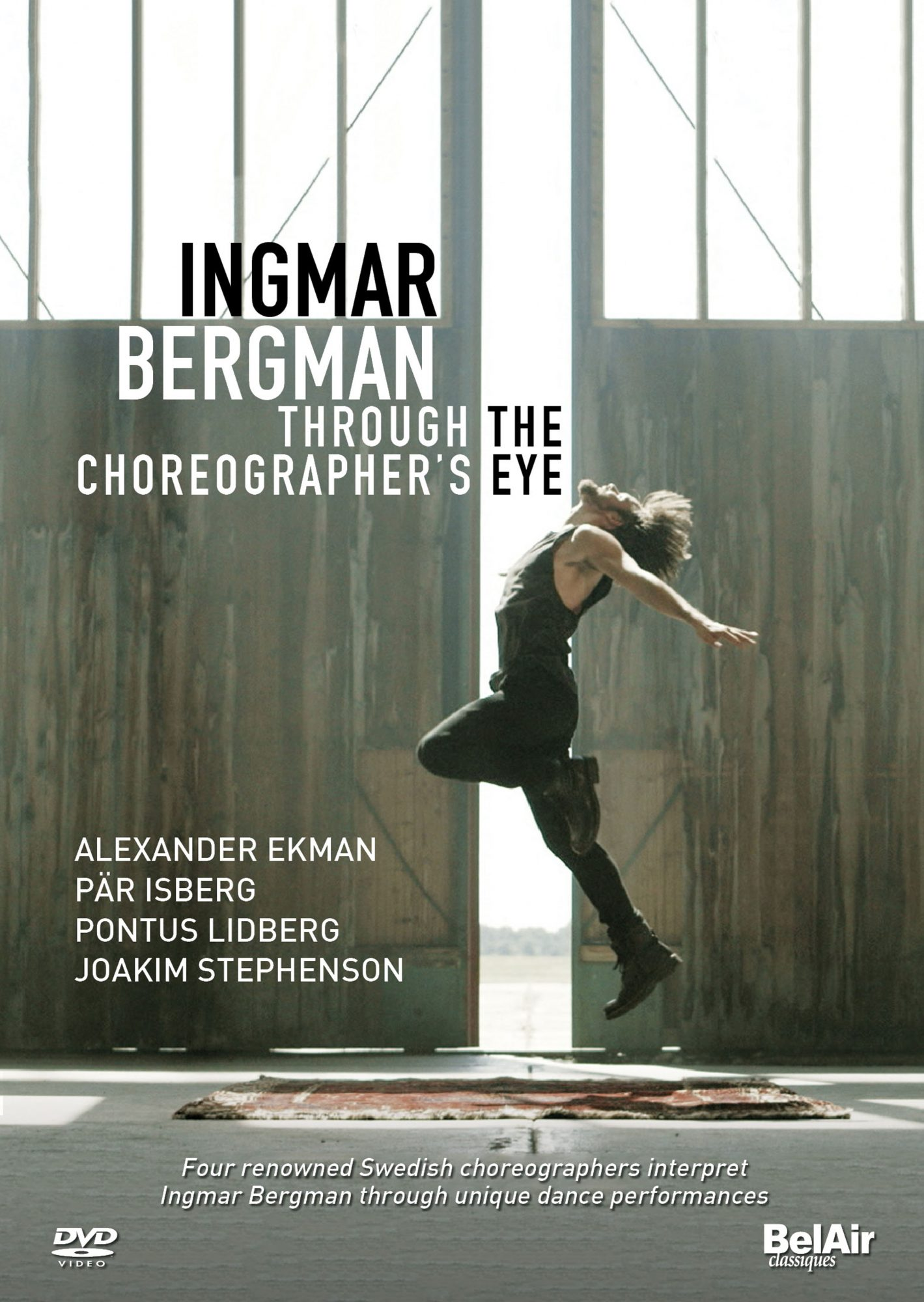 DVD BERGMAN through choregraphers eyes dvd review critique dvd par classiquenewsbac149-cover-ingmar-bergman-recto