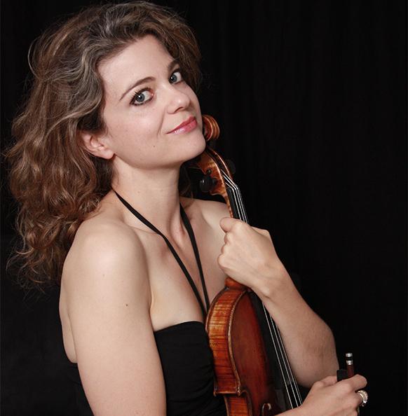 Le violon étoilé d'Isabelle Durin