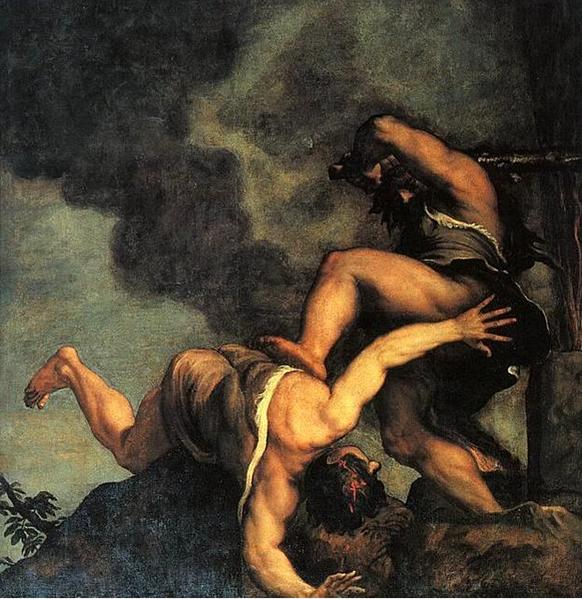 CAIN-ABEL-meurtre-titien-tiziano-par-classiquenews-dossier-CAIN