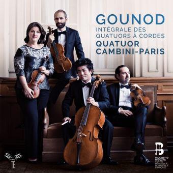 GOUNOD cd critique par classiquenews Integrale-des-Quatuors-a-cordes