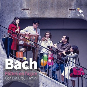 BACH flutes en fugue brouillamini cd review la critique cd sur classiquenews